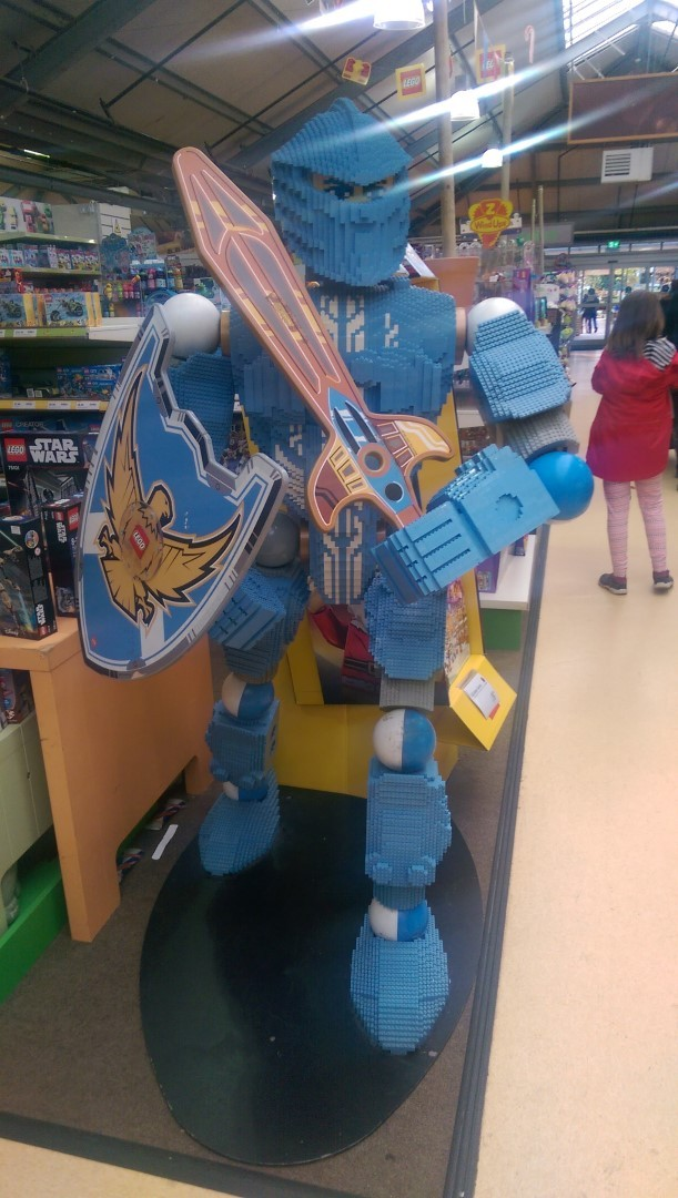 When Lego Got Menacing…