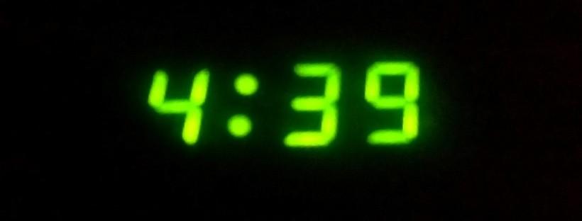 When Insomnia Strikes