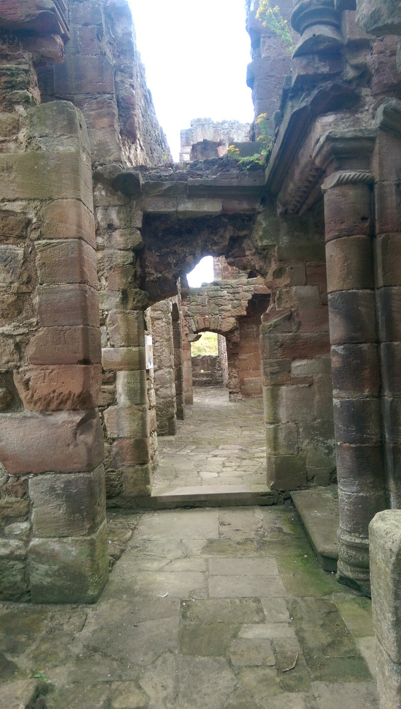 Chrichton Castle