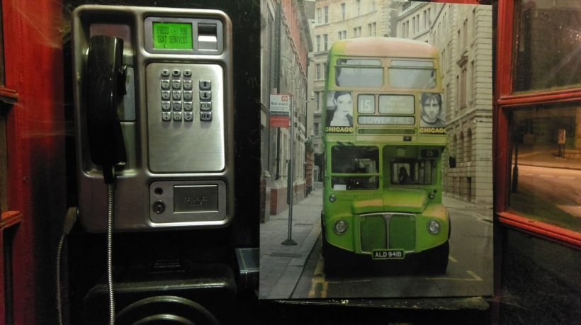 Phone Box Art
