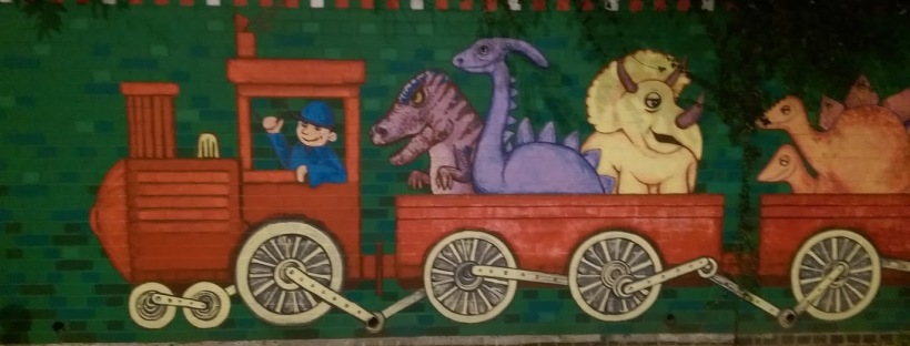 Dinosaur Express