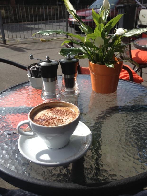 Coffee Al Fresco
