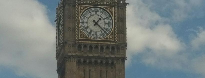 When In London...