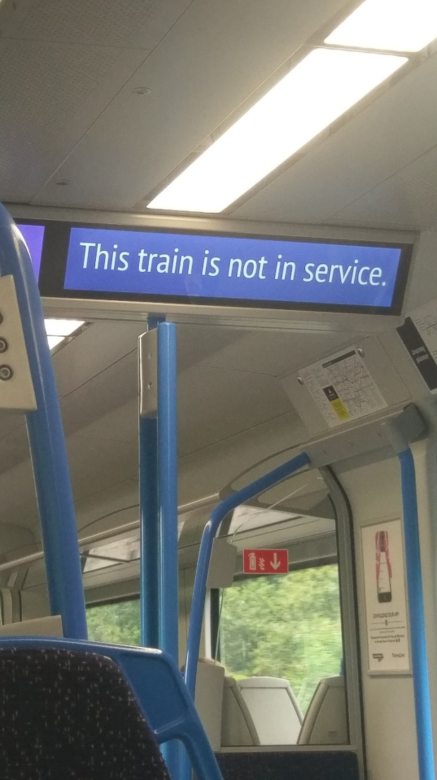 Not In Service