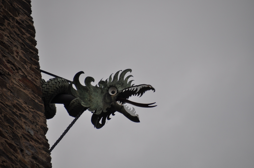 There be Dragons...