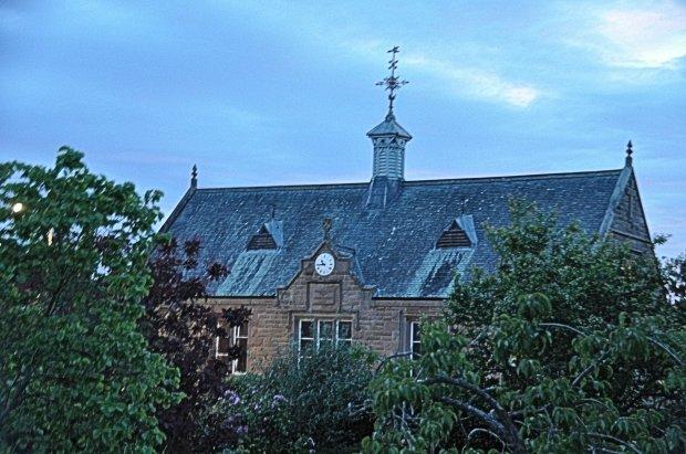 Trevelyan Hall, Pencaitland. Summer Solstice 2020