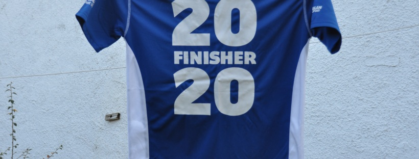 Edinburgh Marathon Finisher's 2020 T-Shirt