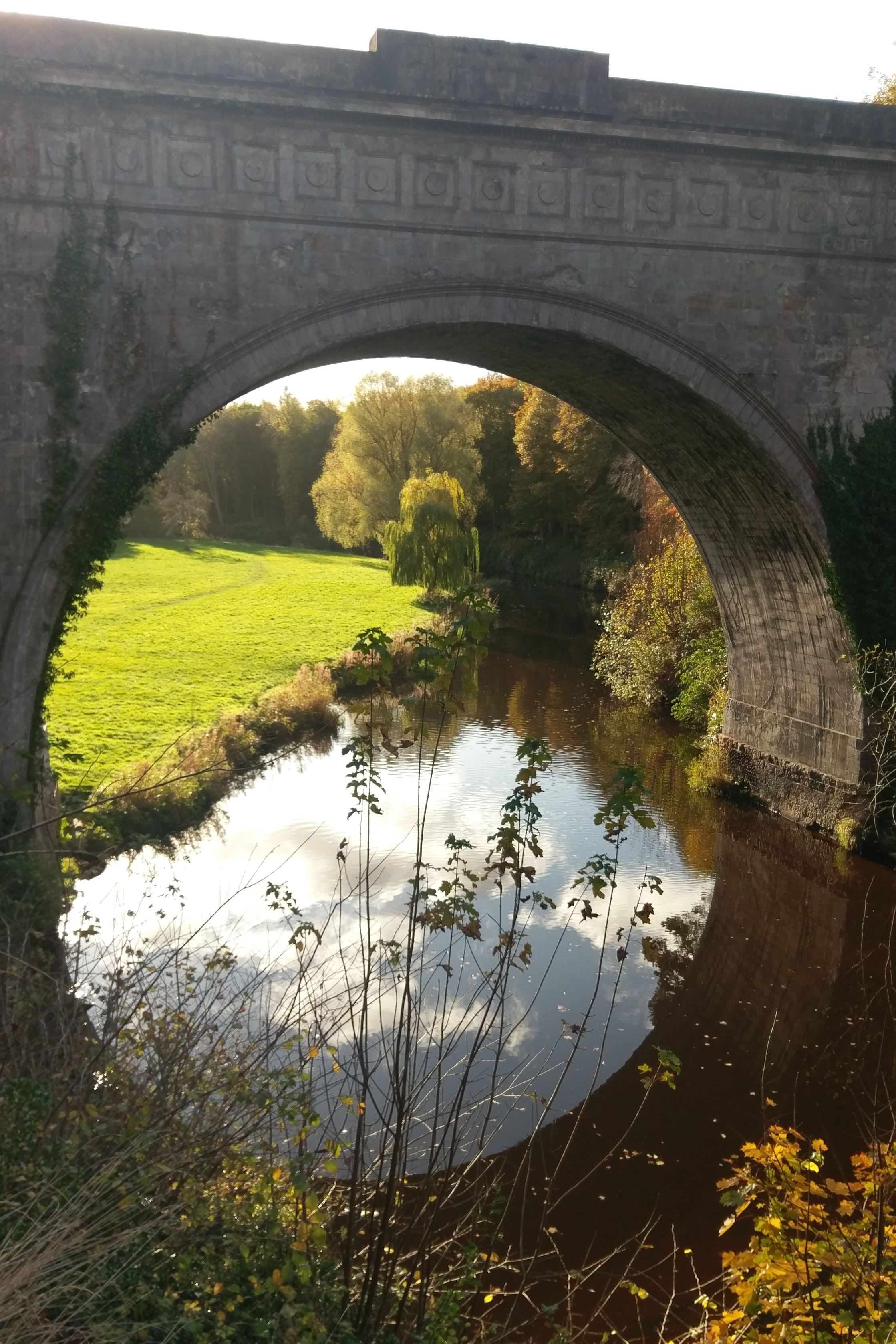 Bridge over the River Esk, Dalkeith, Midlothian