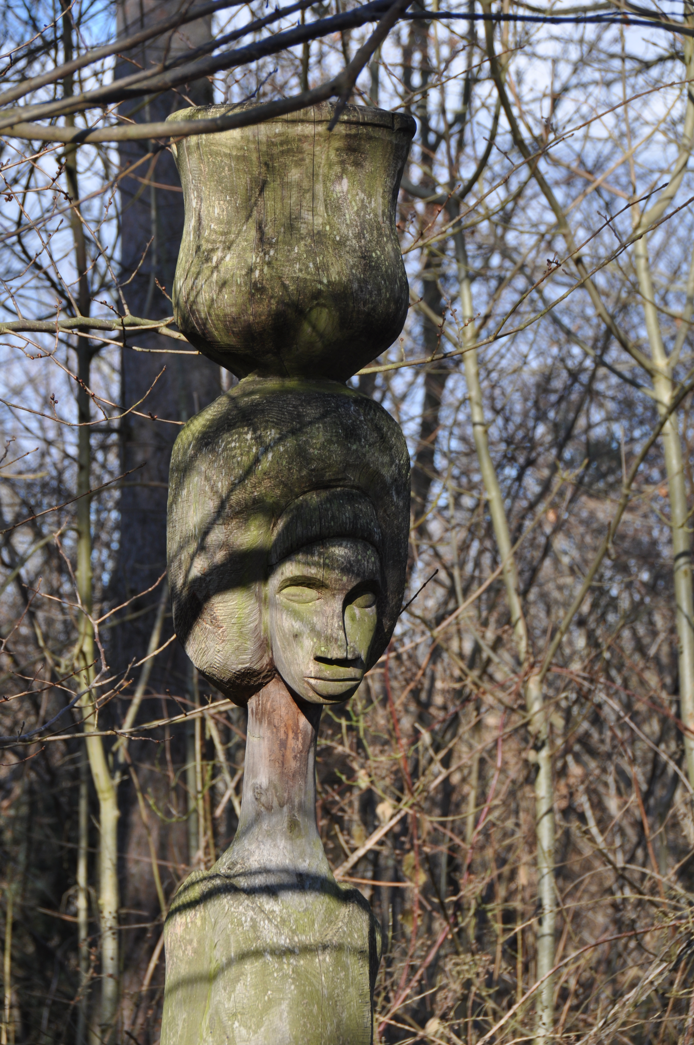 African Tribal Sculpture, New Winton, East Lothian