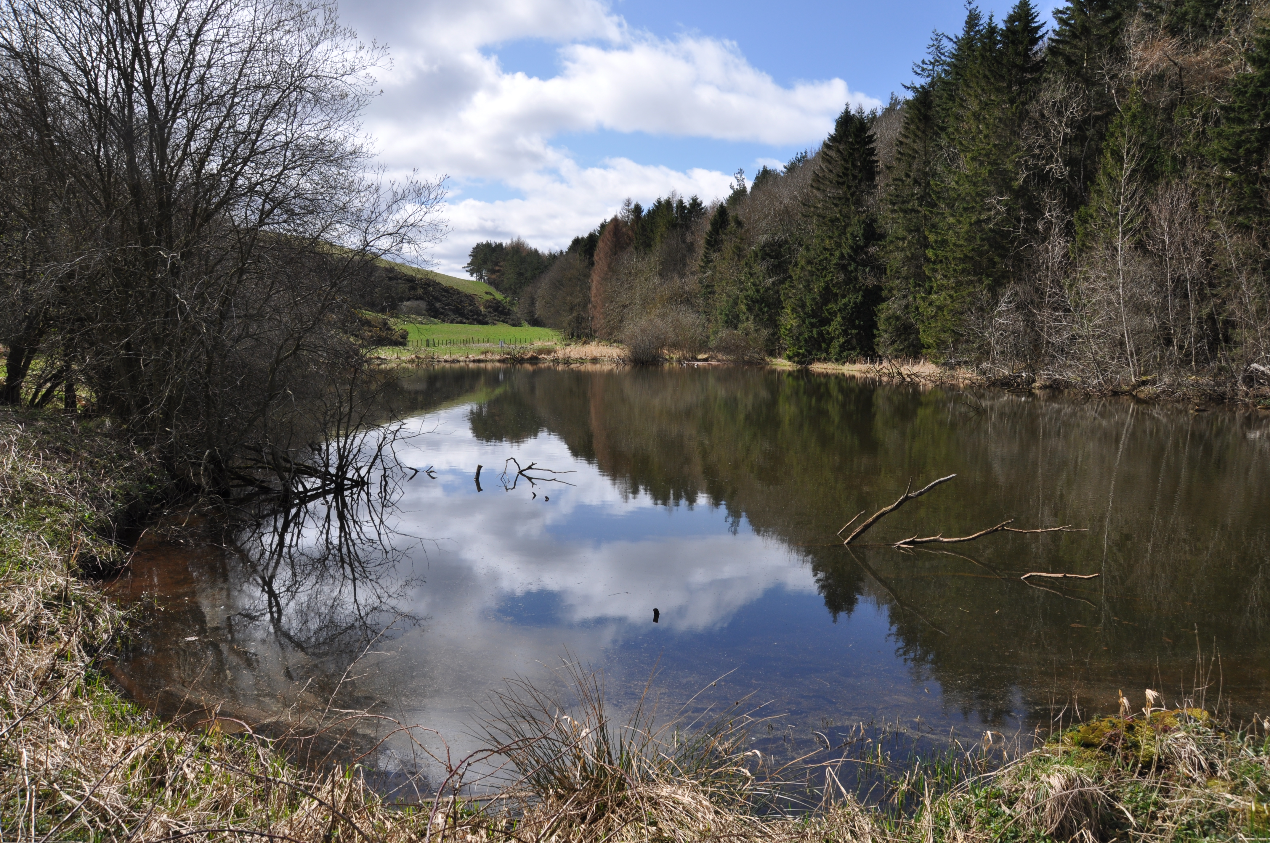 Donolly Reservoir, East Lothian
