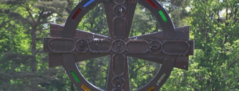 Celtic Cross, Luss, Trossachs